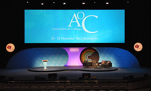 AoC Conference - 2012